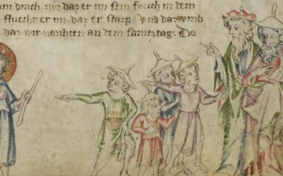 The Infancy Gospel of Thomas
