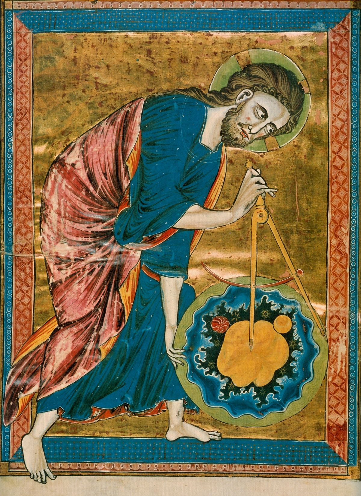 Biblical cosmology - Wikipedia
