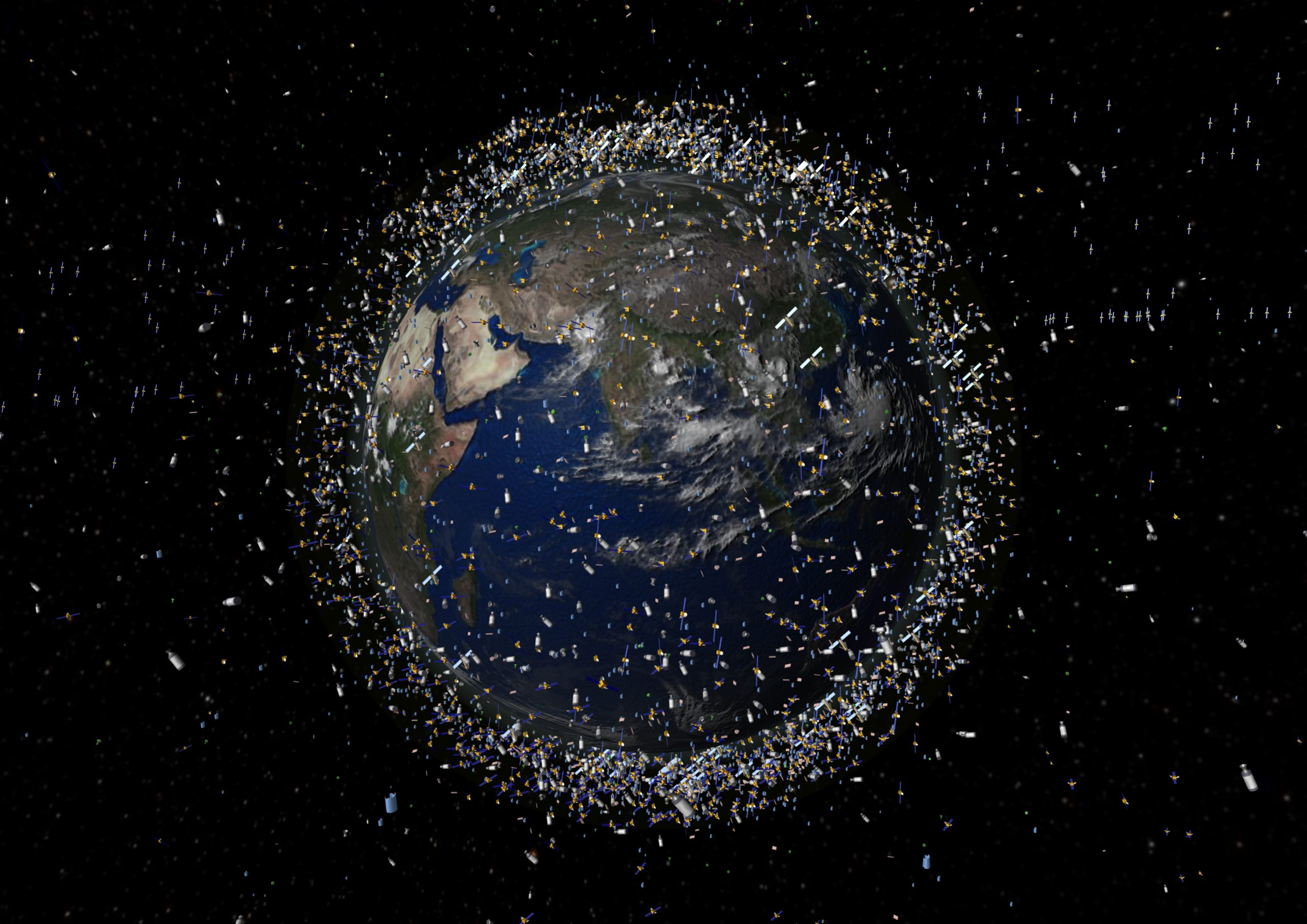 Satellites Are a Hoax