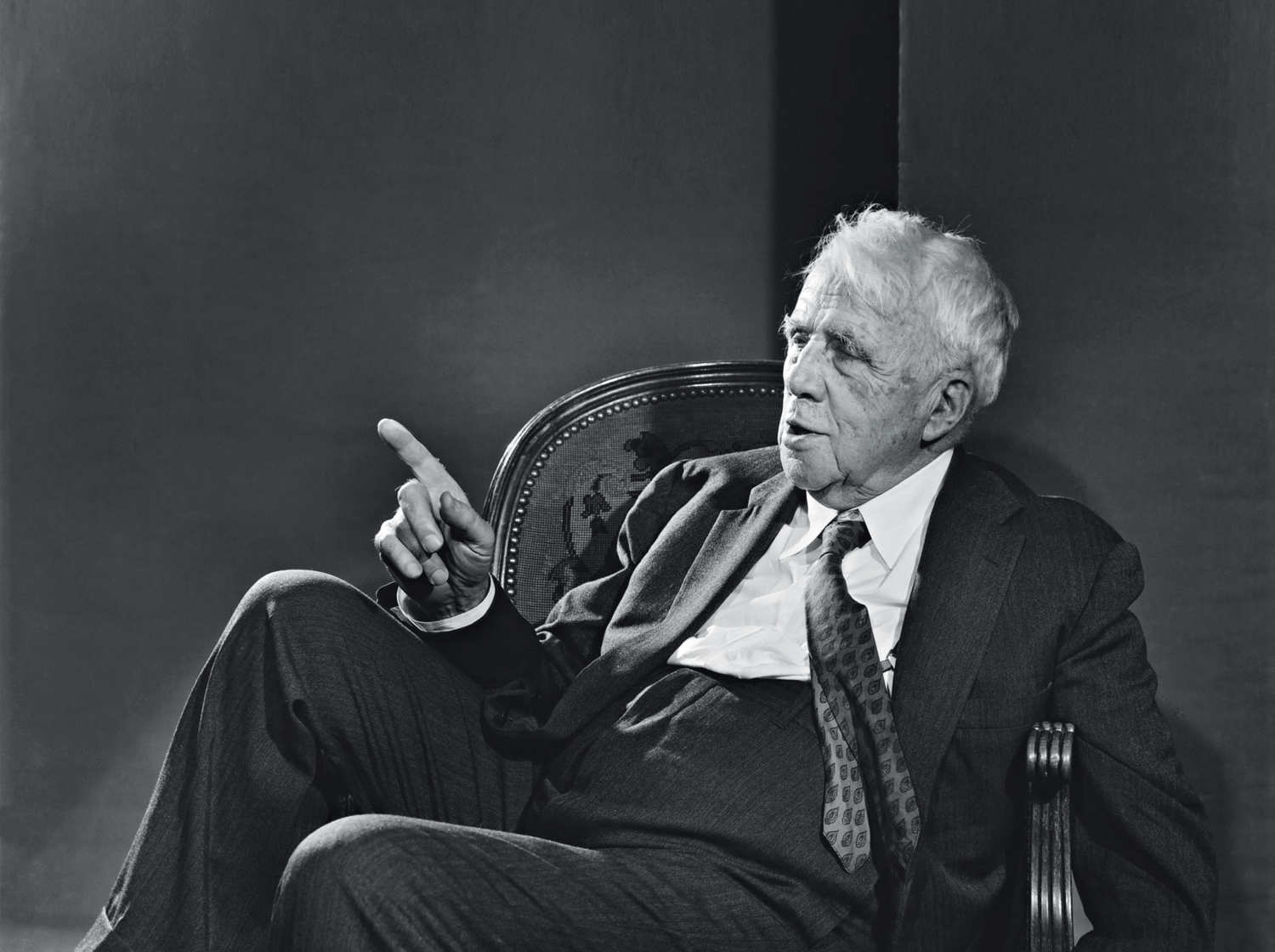 """Robert Frost: """"In the Clearing"""" (a Review for the Copernican Revolution)"""