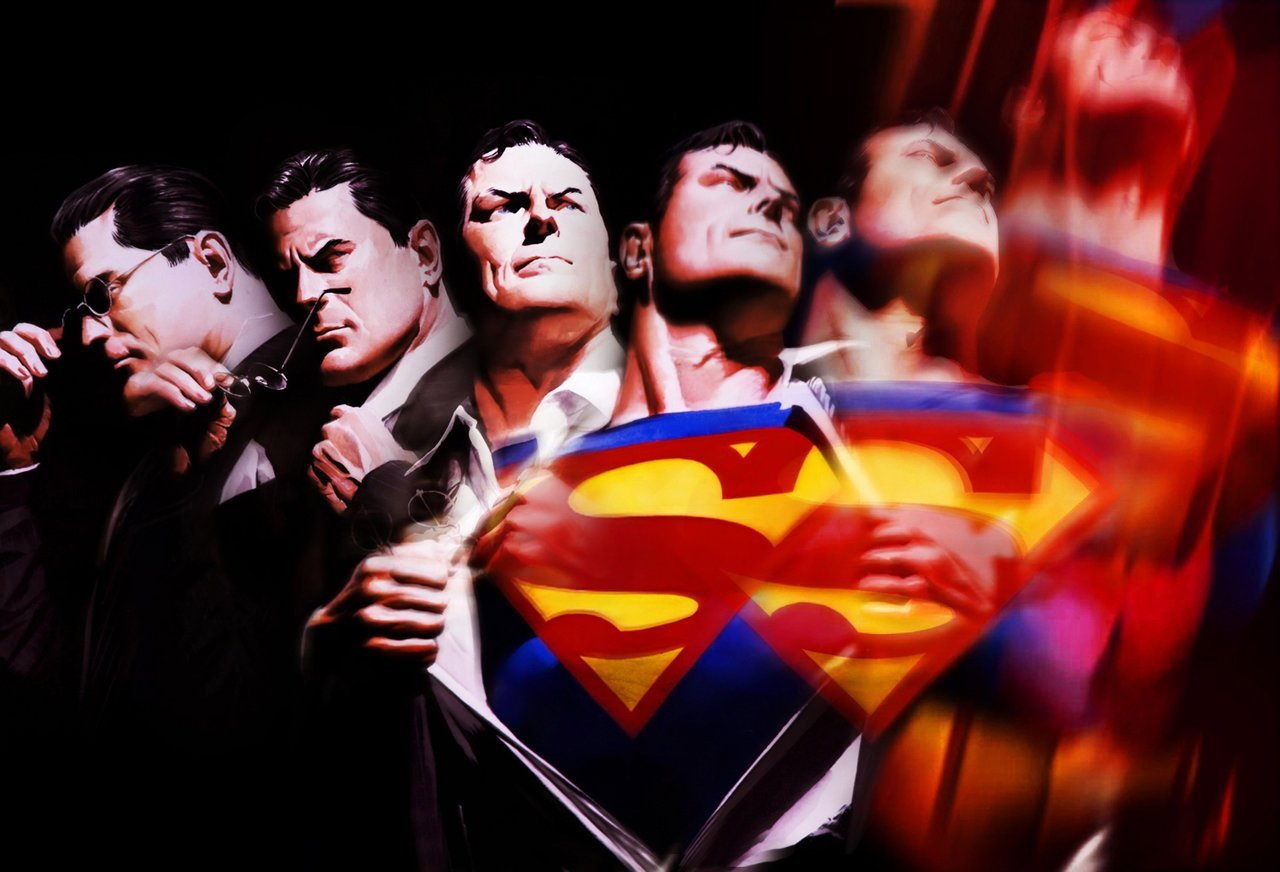 """""""It's a Bird! It's a Plane! It's……."""" the Occultist Origins of Superman"""