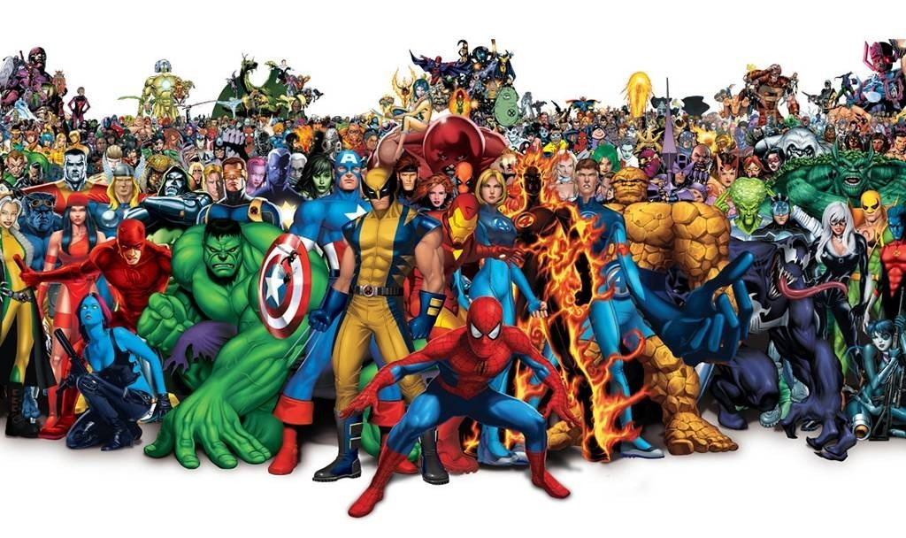 """Four words: """"Have Them Fight God""""   Stan Lee & the Gnostic Reality Behind Marvel Comics"""
