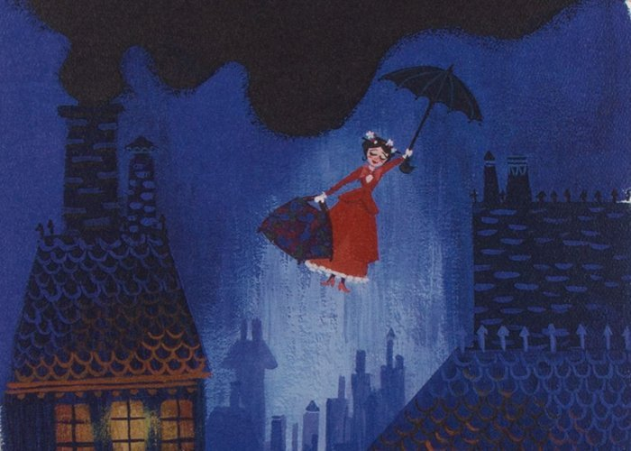 Mary Poppins: Part Time Nanny, Full Time Witch   P.L. Travers and the Occult