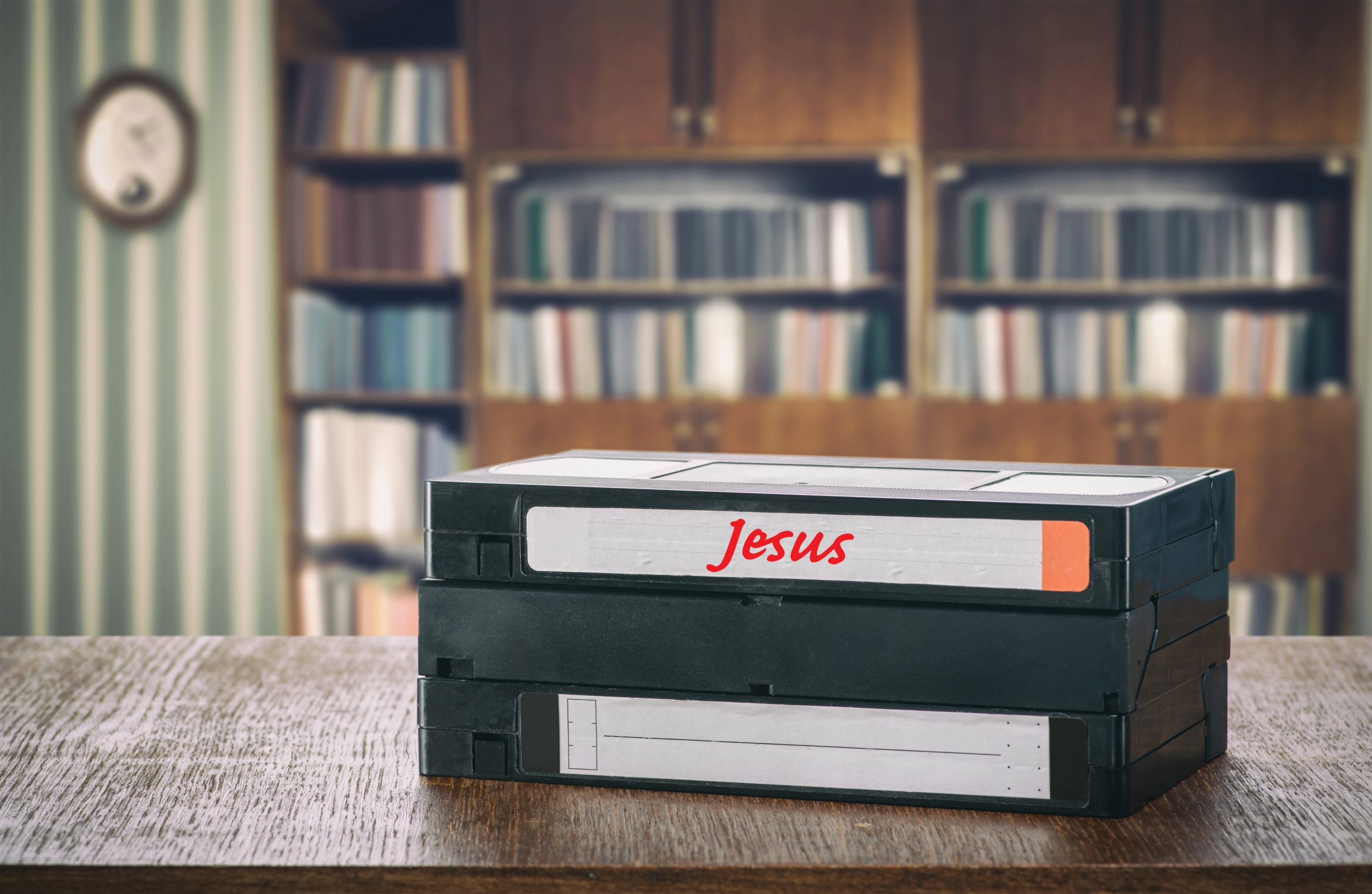 JESUS TAPE | The Night Robbie Davidson Discovered God