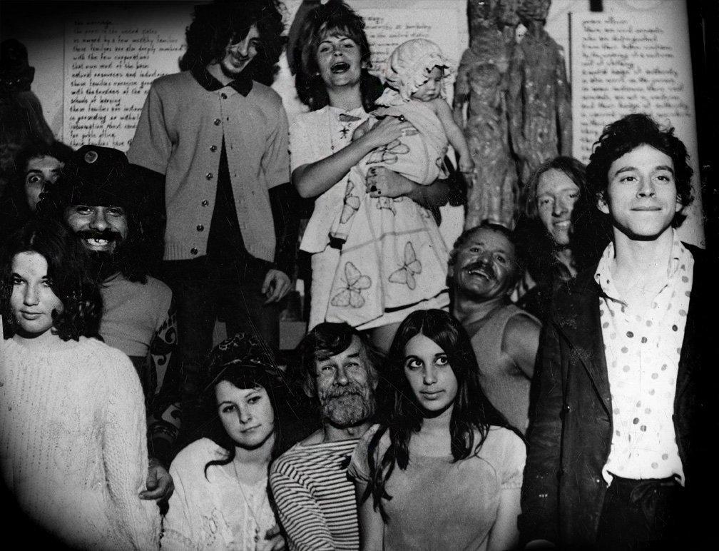 Vito Paulekas and Freaks Interview (1967)