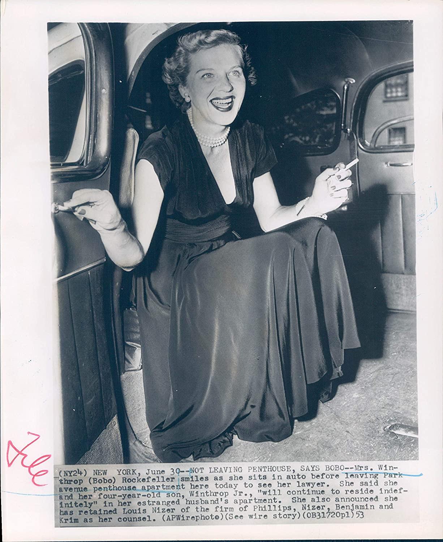 Amazon.com: Vintage Photos 1953 Winthrop Bobo Rockefeller ...