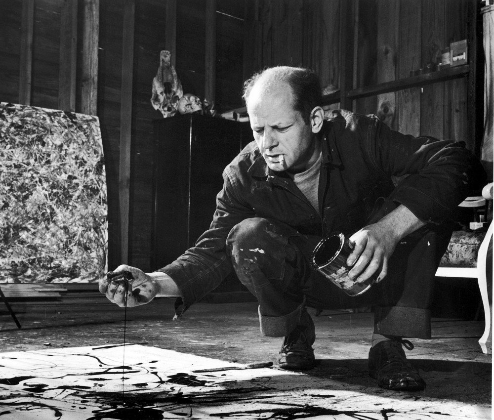 21 Facts About Jackson Pollock   Contemporary Art   Sotheby's