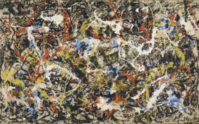 """The """"CIA"""" in """"ART""""   Jackson Pollock & the Spooks of Abstract Expressionism"""