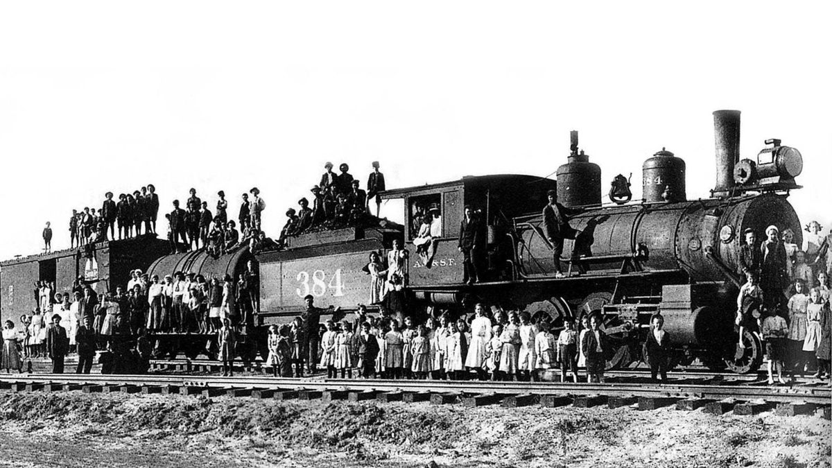 The orphan train: A noble idea that went off the rails - Chicago ...