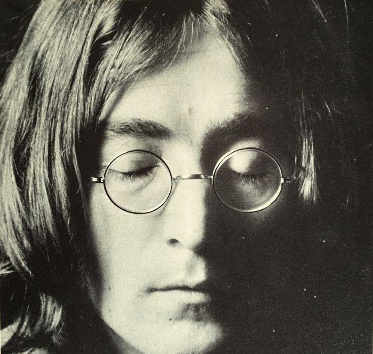 John Lennon - White Album 8x10 glossy alt photo : beatles