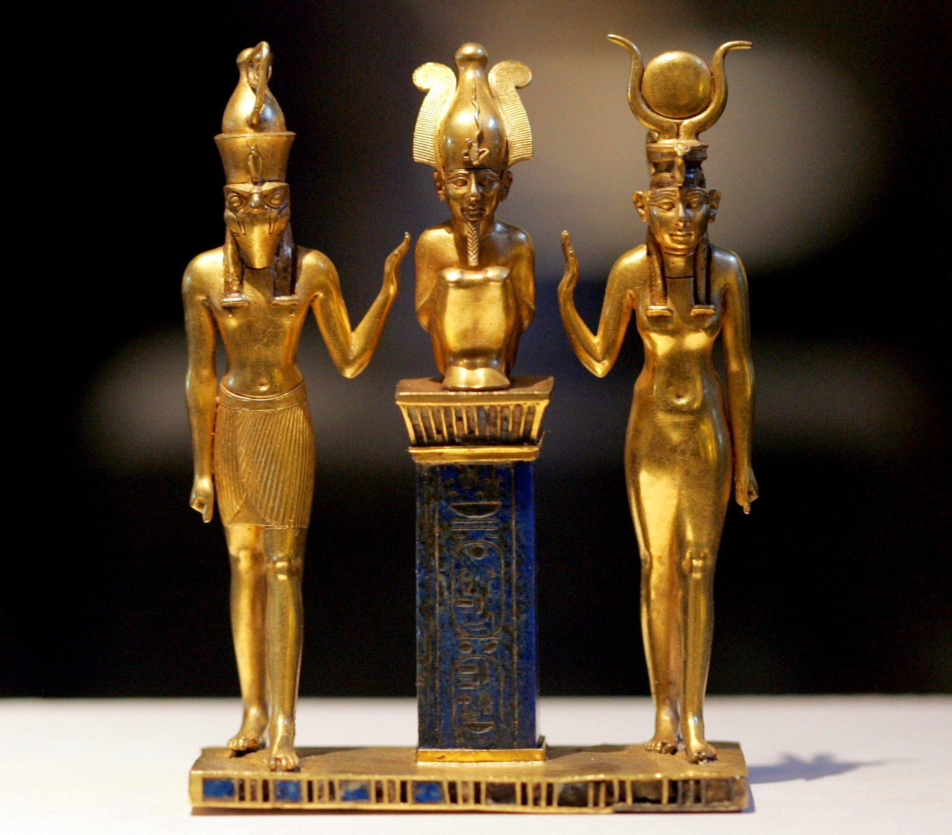 How Ancient Trinitarian Gods Influenced Adoption of the Trinity ...