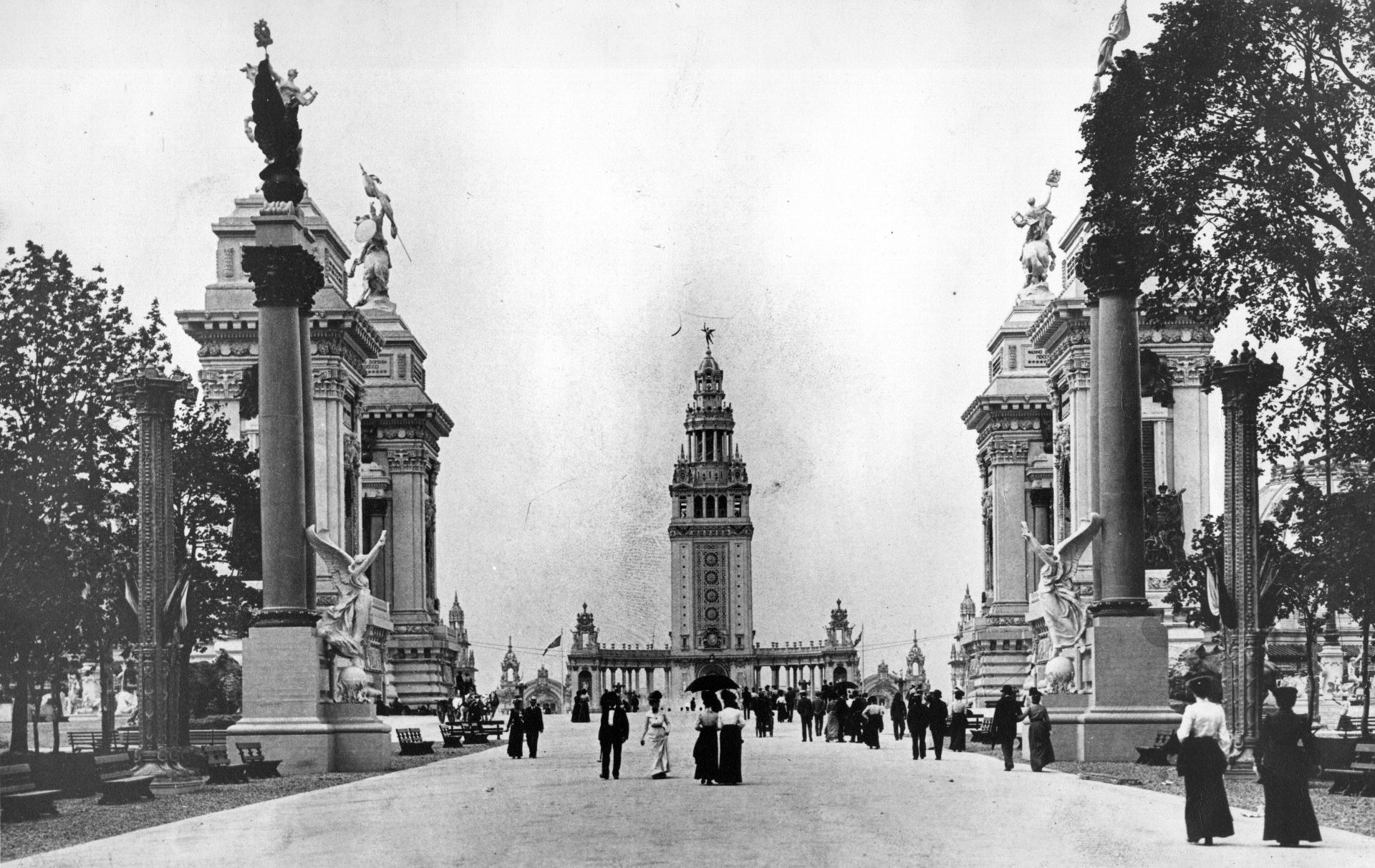 A Guide to Buffalo's 1901 Pan-American Exposition