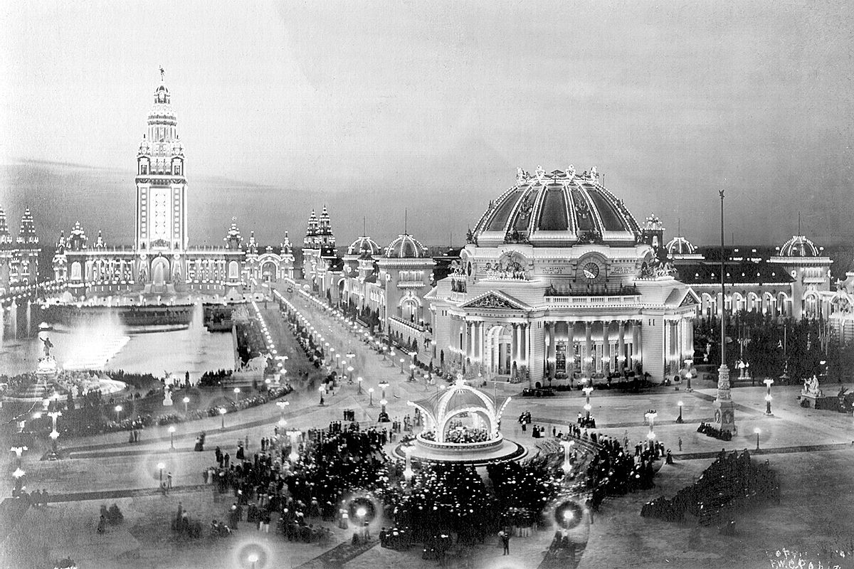 The Pan-American Exposition, Buffalo – And The Electric And ...