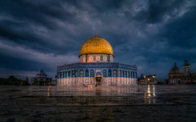 Swapping Identities: The Temple Mount Is a Hoax