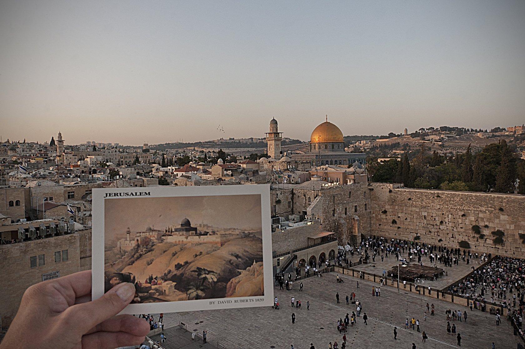 Adam Reynolds Photography - postcards from jerusalem