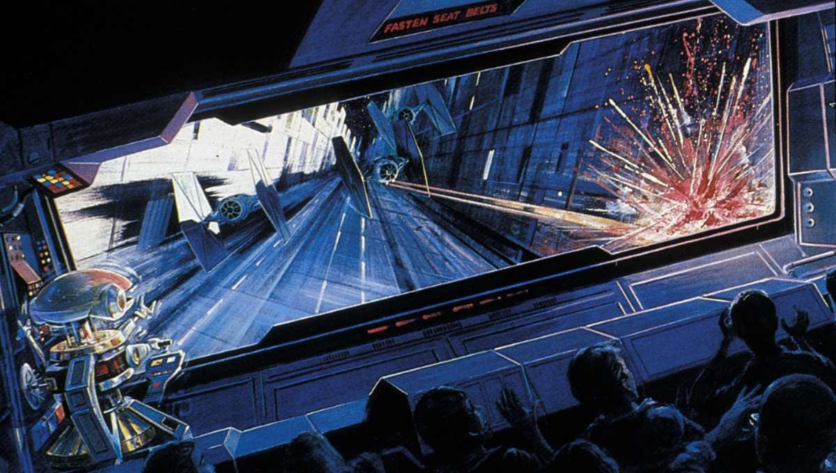 New 360-degree fan video lets you experience original Star Tours ...