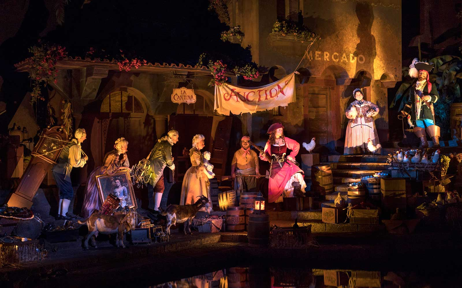Disney World's Pirates of the Caribbean Ride Just Reopened With a ...