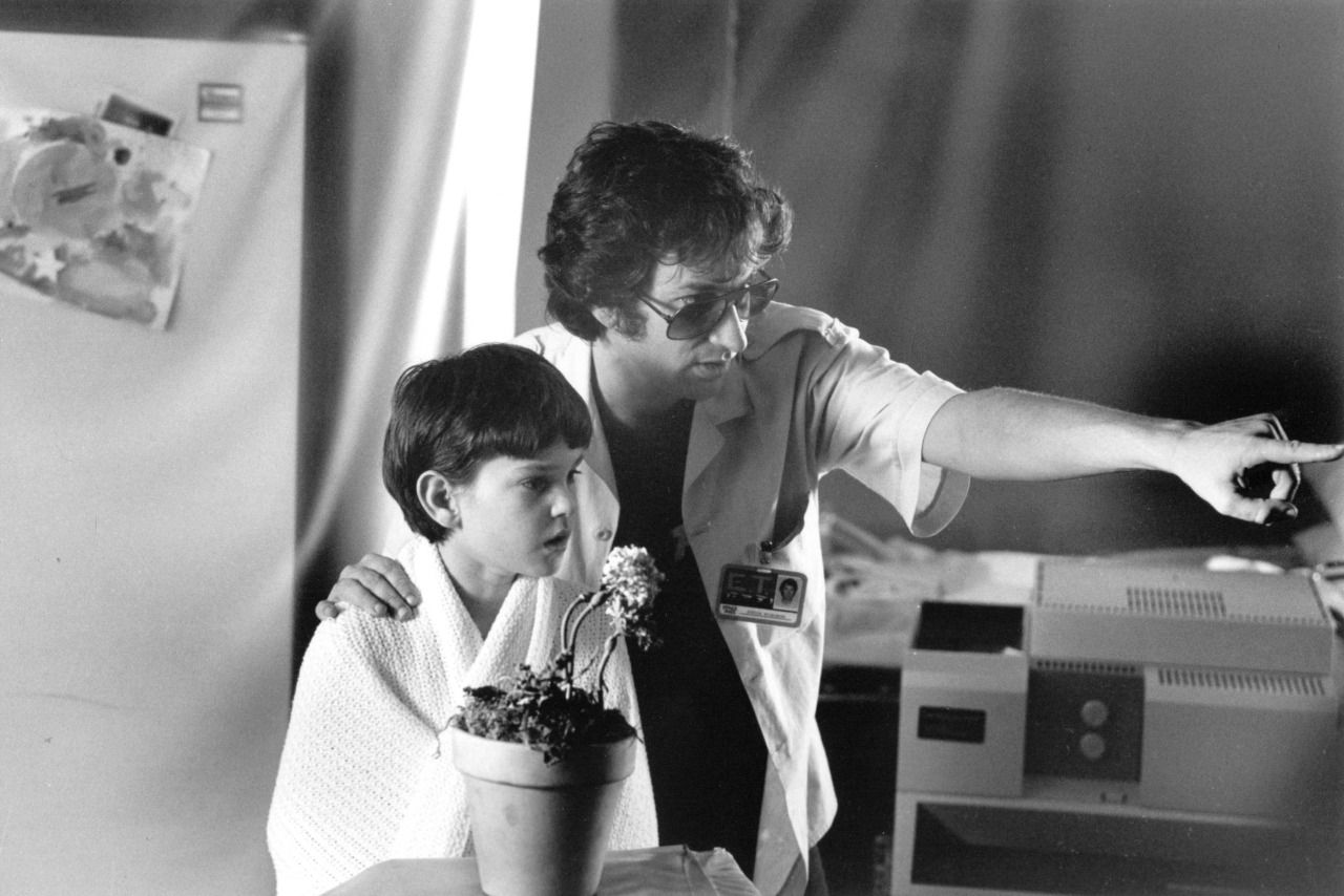 Behind The Scenes: E.T. THE EXTRA-TERRESTRIAL - Last Movie Outpost