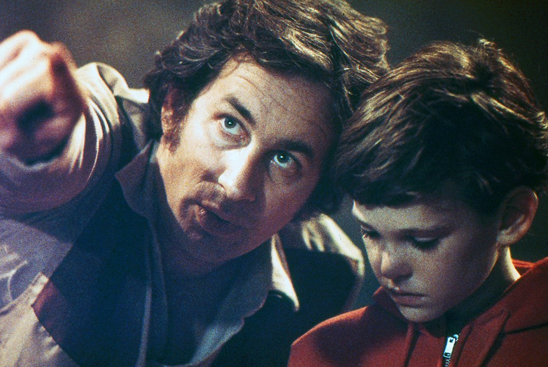 Steven Spielberg and E.T. the Extra-Terrestrial - The American ...