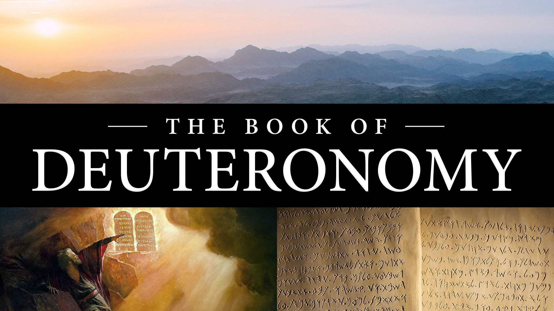The Book of Deuteronomy | ISOW
