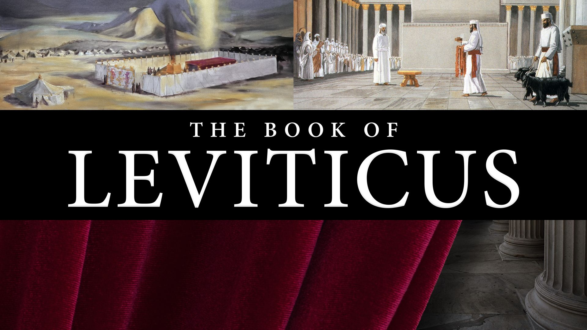 The Book of Leviticus | ISOW