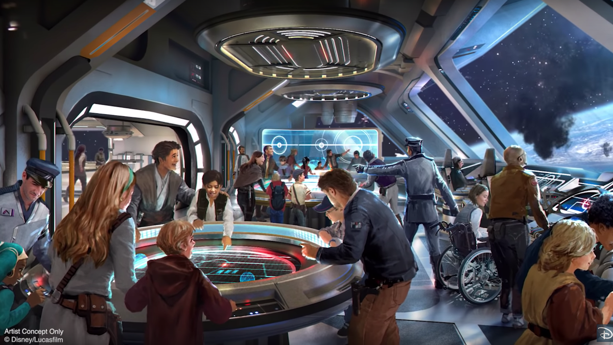 Disney's Star Wars resort will feature lightsaber training and ...