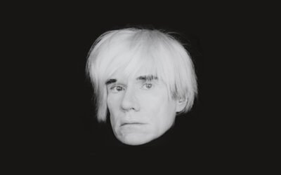The Secret to Success Is Having Your Picture Taken with Andy Warhol