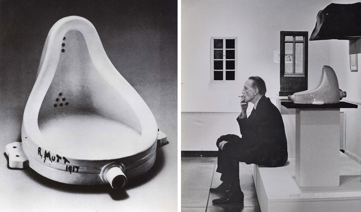 How Duchamp's Urinal Changed Art Forever - Artsy