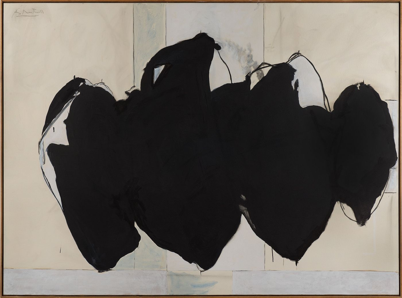 PHILLIPS : First Reveal: Robert Motherwell On View at the Box