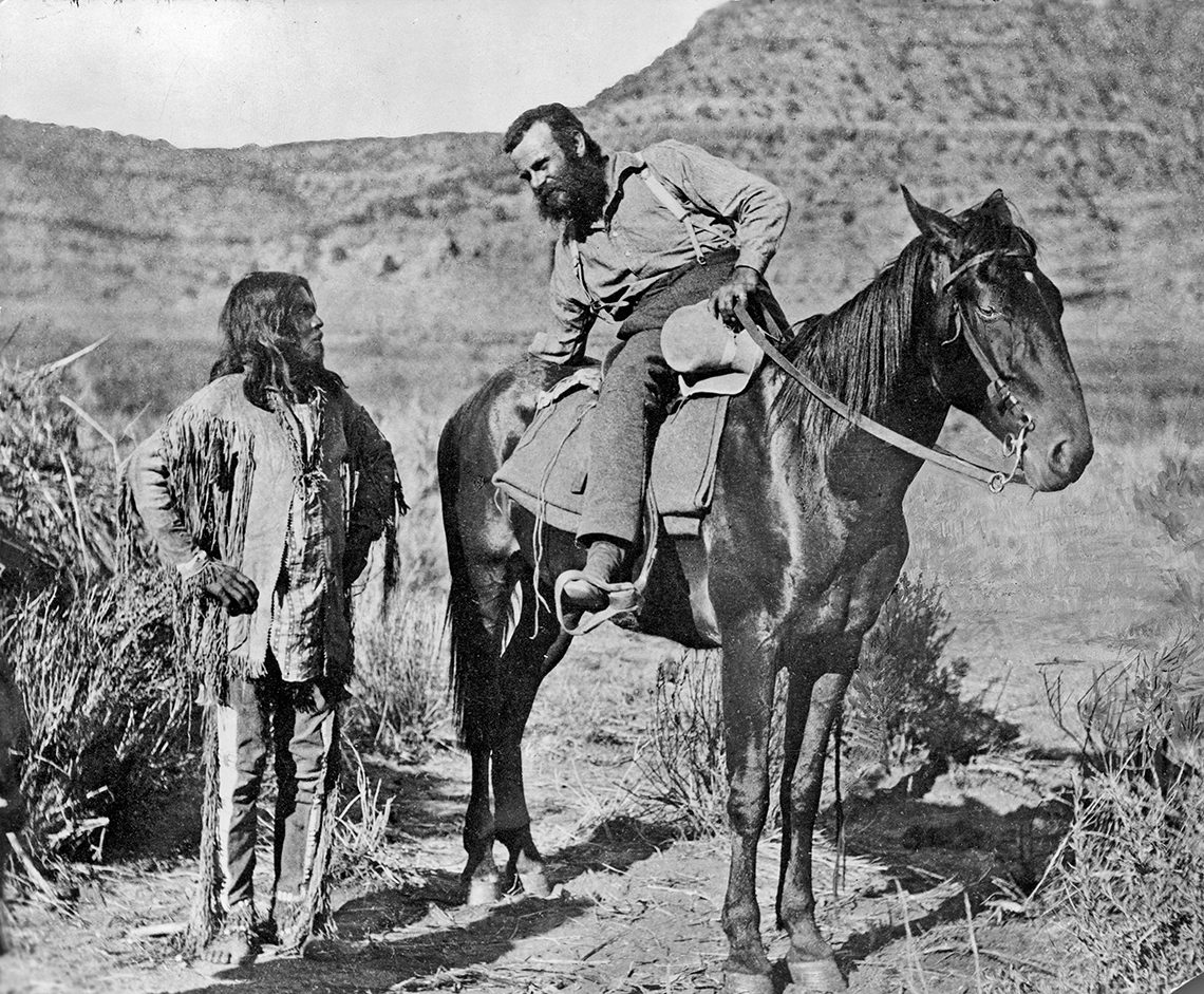 John Wesley Powell: Soldier, Explorer, Scientist and National ...