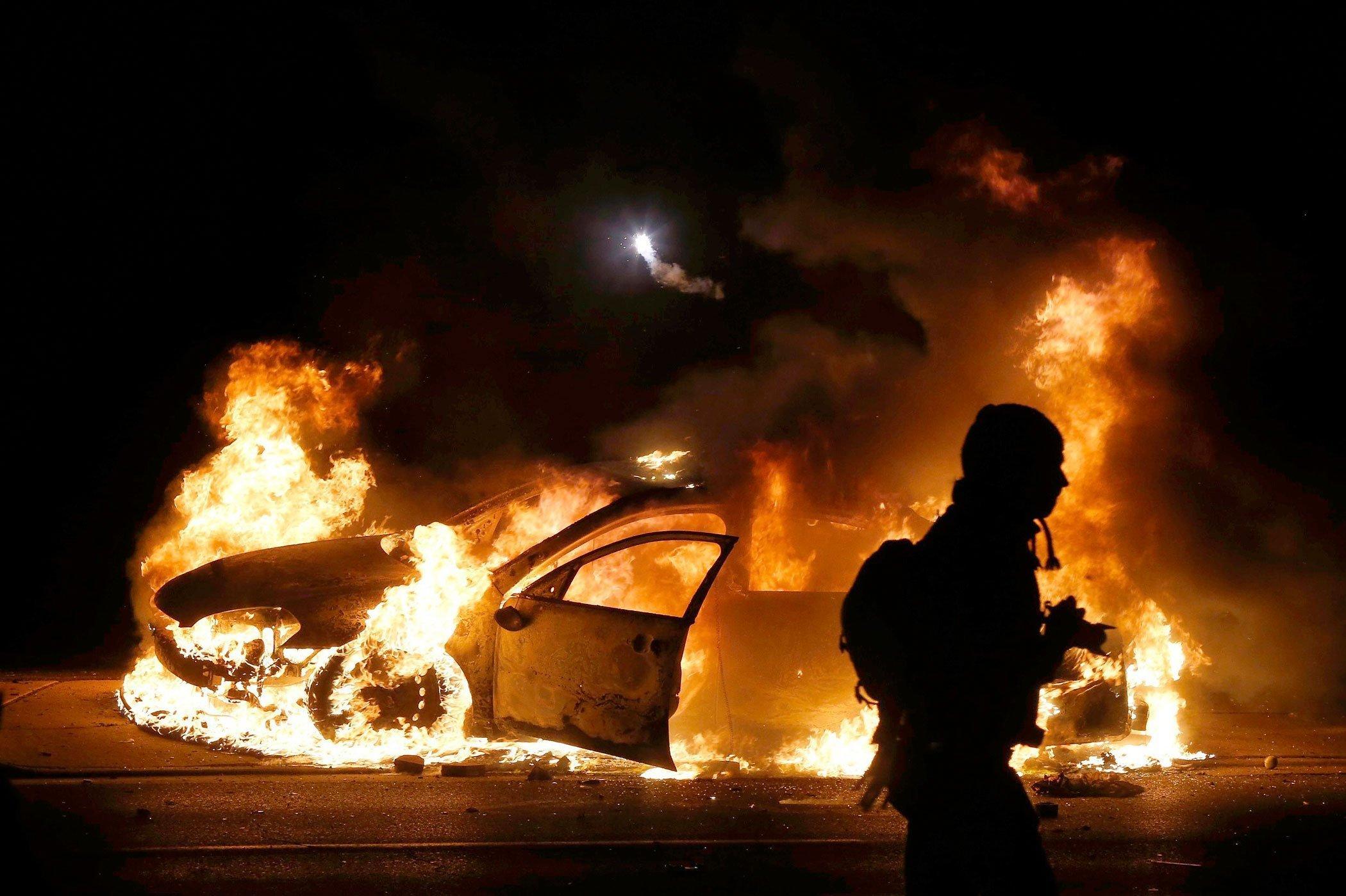Ferguson Riots: In Defense of Violent Protest   Time