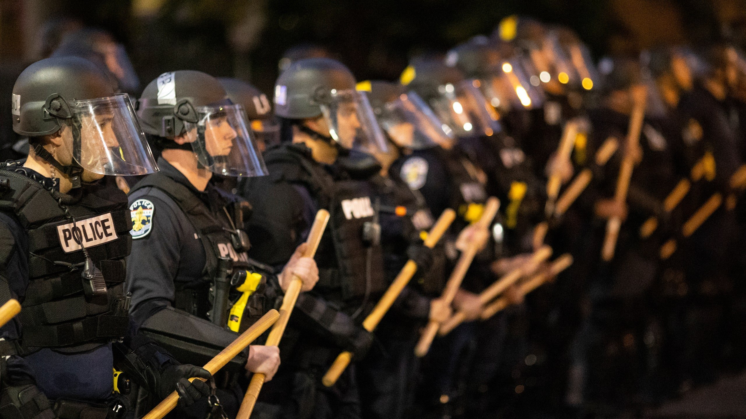 This Is How Much Major Cities Spend on Police Versus Everything ...