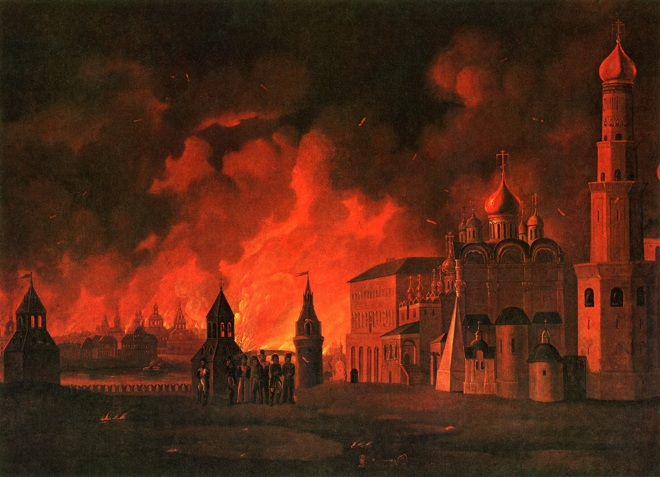 Atomic Explosion … in 1812! – The Slavic Way