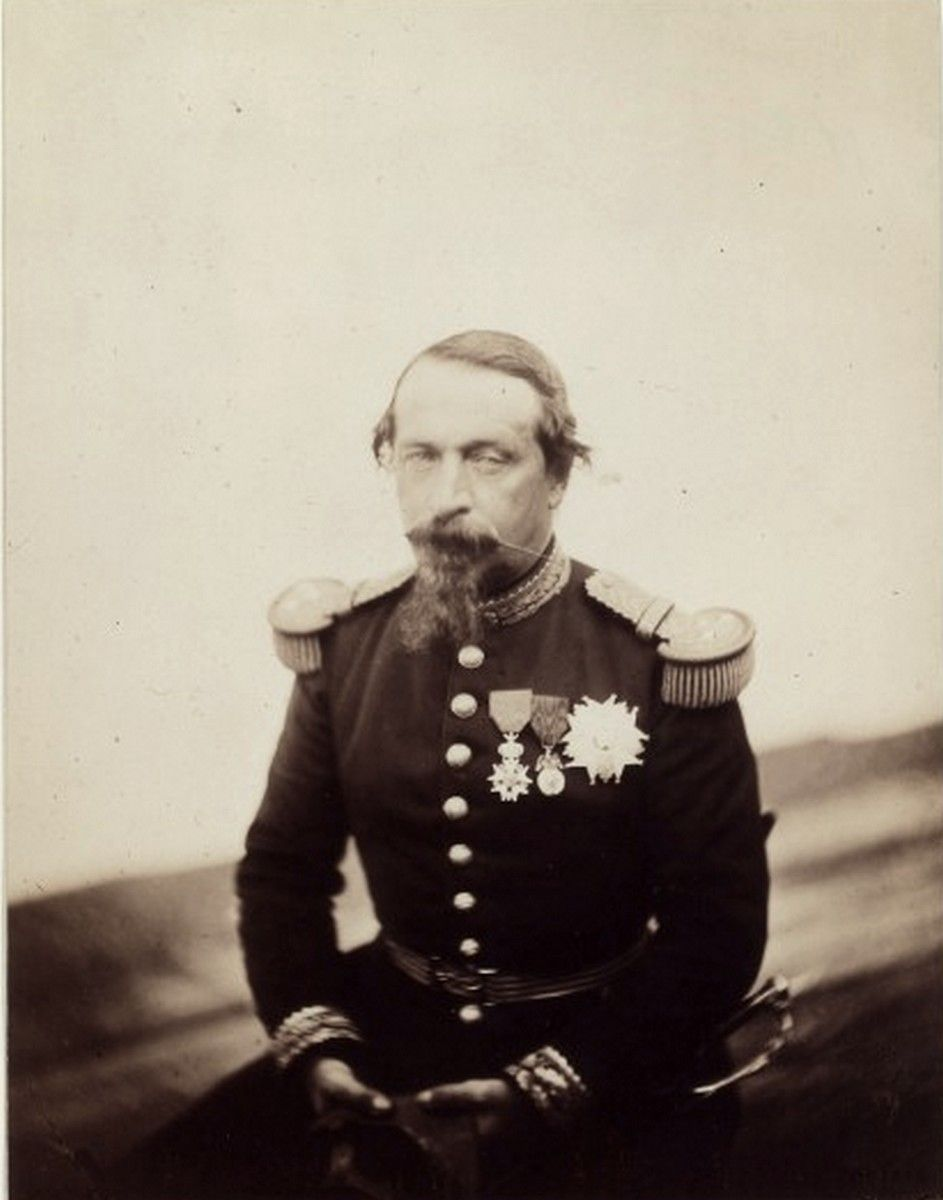 Emperor Napoleon III, 1857 | Gustave le gray, French empire ...