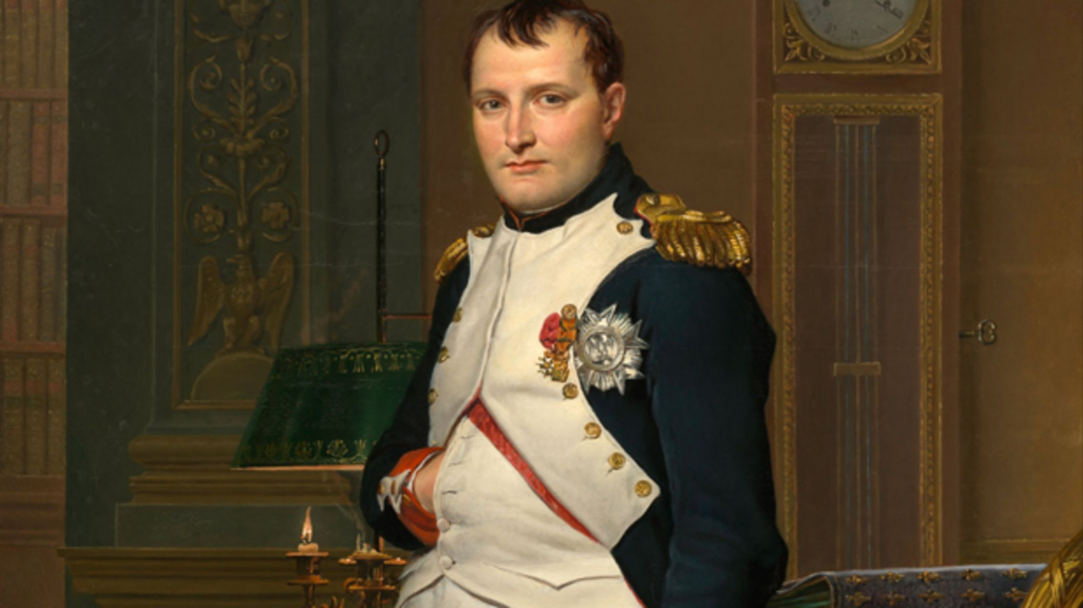 Why was Napoleon Usually Painted with A Hand in His Coat? | Mental ...