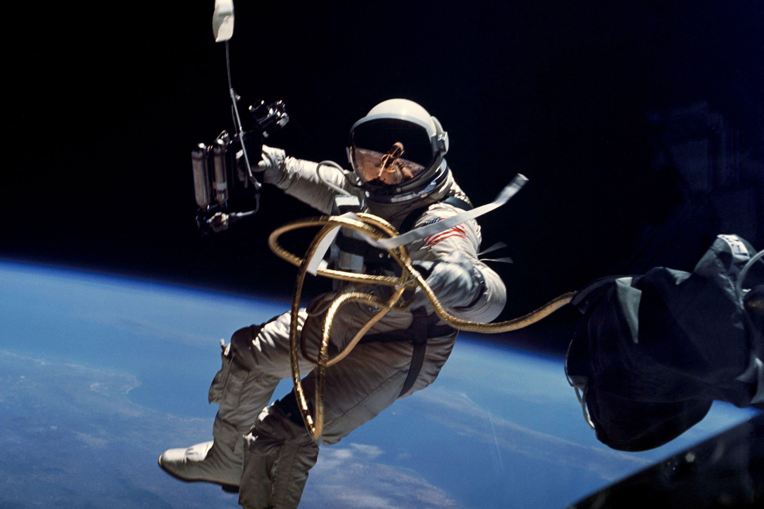 A History of Spacewalks | Time.com