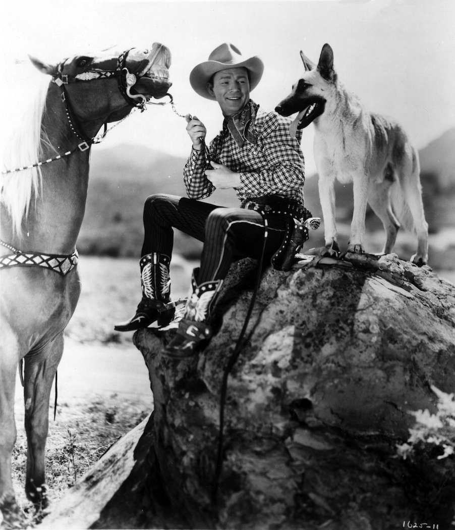 Roy Rogers - Grit