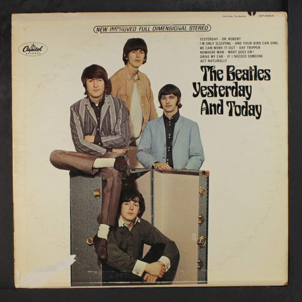 Beatles - Yesterday...and Today [Vinyl] - Amazon.com Music