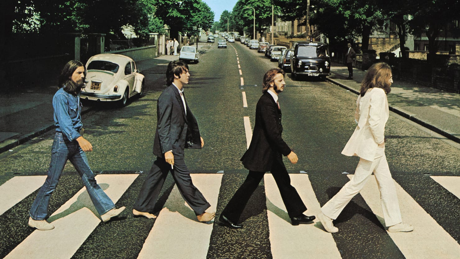 Abbey Road' at 50: Inside the Beatles' Glorious Farewell