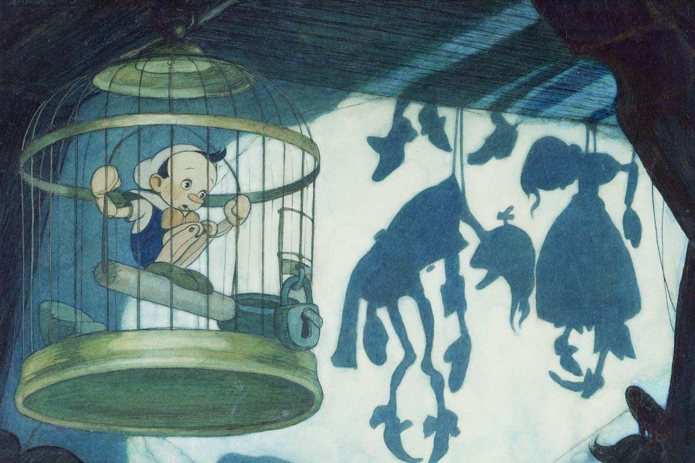 Art of Pinocchio (part 1)