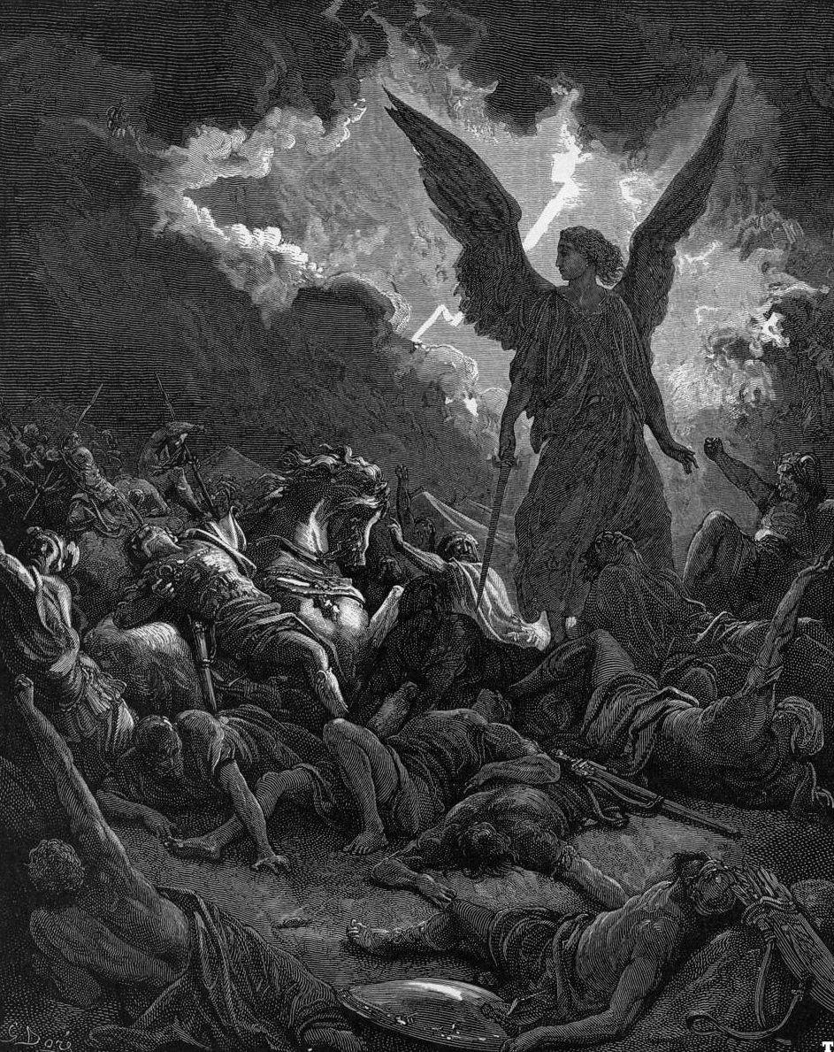 Pin by Natus Freeman on Piety | Gustave dore, Archangels, Archangel uriel