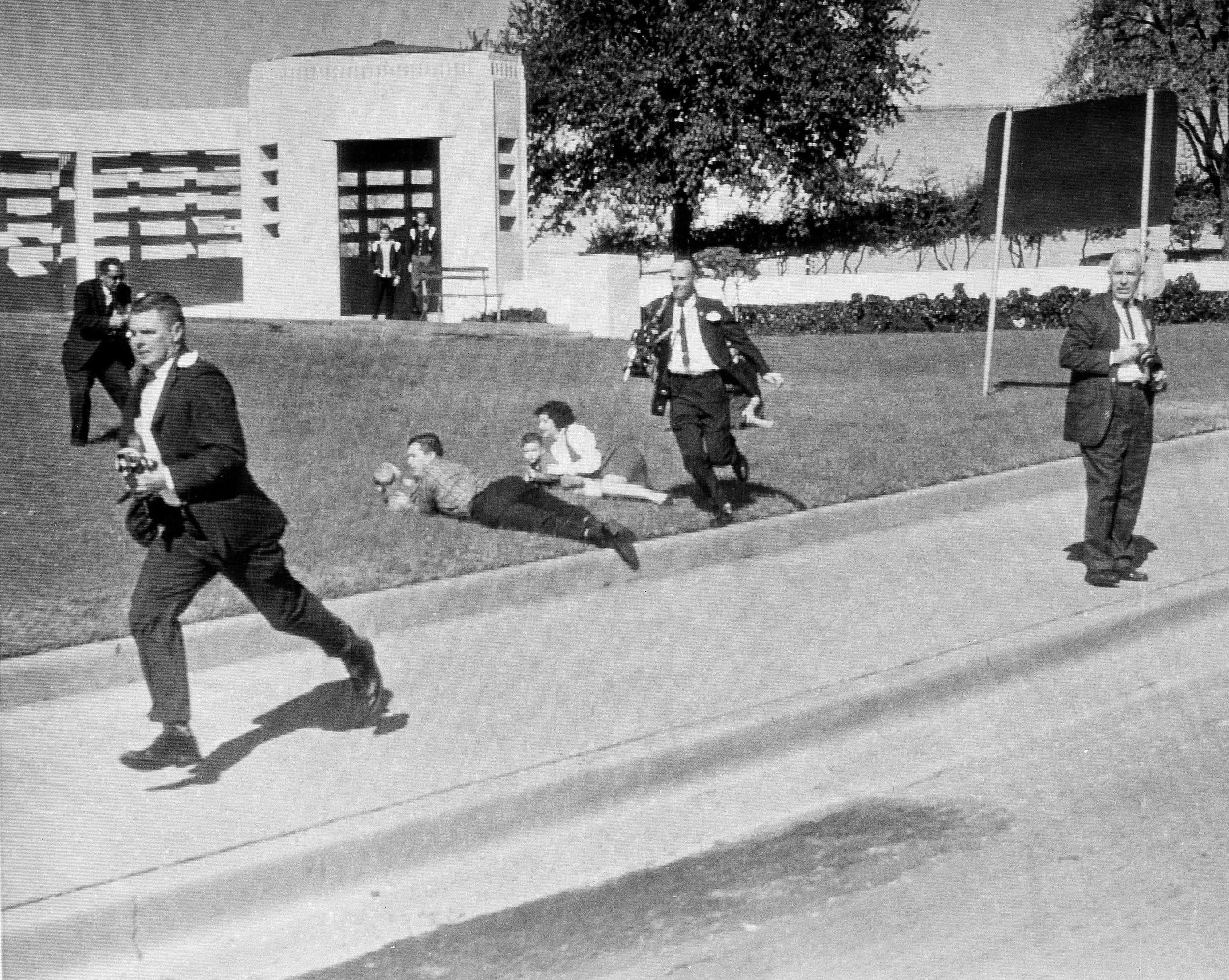 JFK Assassination: The Day the President Was Shot