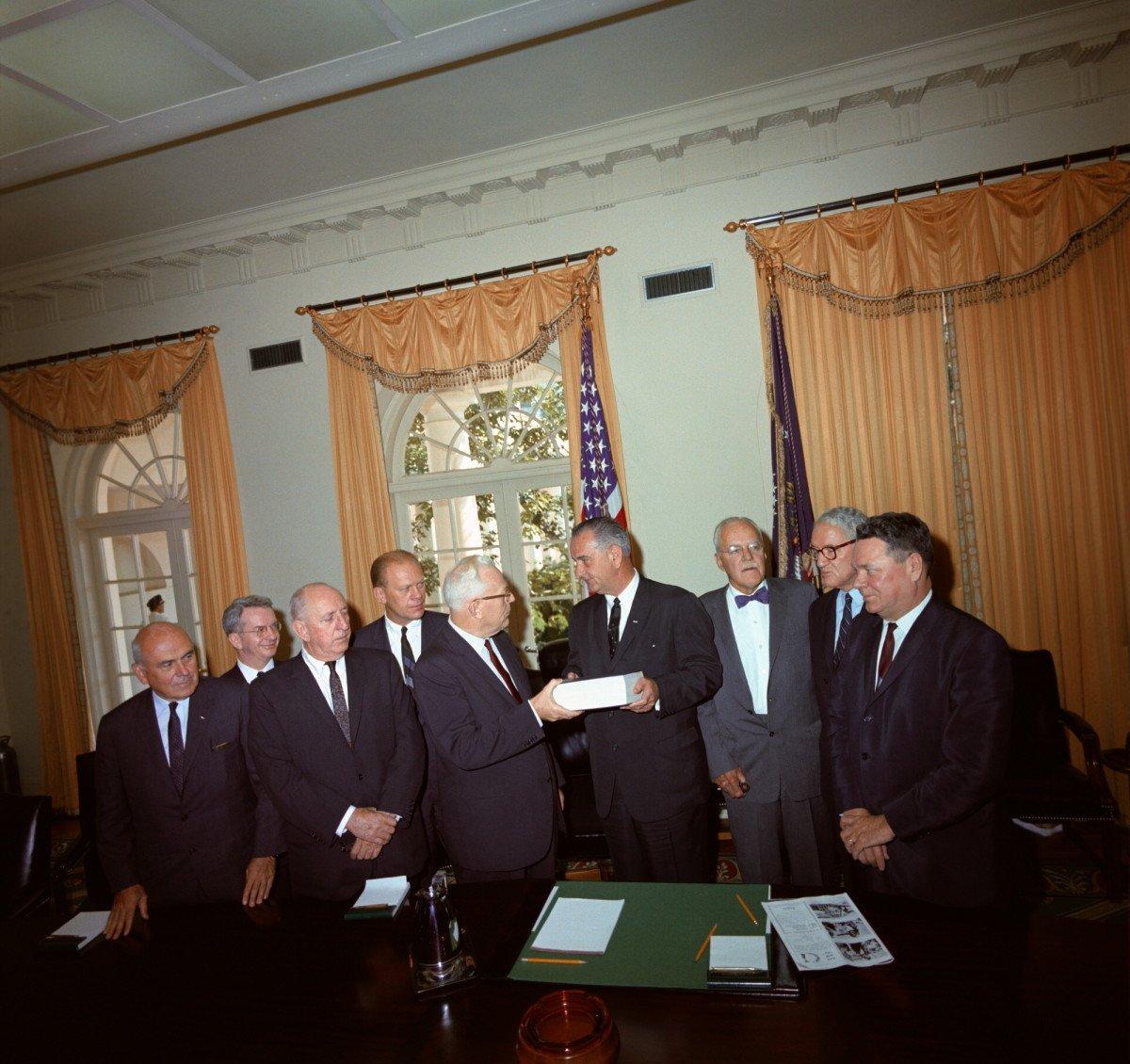 Warren Commission - HISTORY