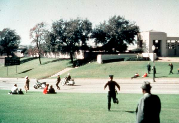 Jean Hill -- The Lady in Red in Dealey Plaza During the Kennedy Assassination