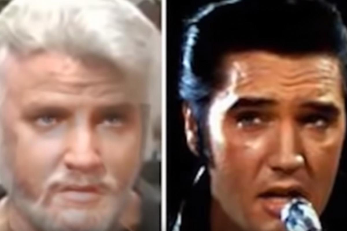 Elvis Presley is ALIVE and preaching in Arkansas as a singing pastor named Bob Joyce, bonkers conspiracy theory claims