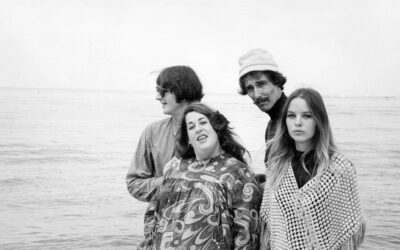 The Mamas and The Papas Were Spooks