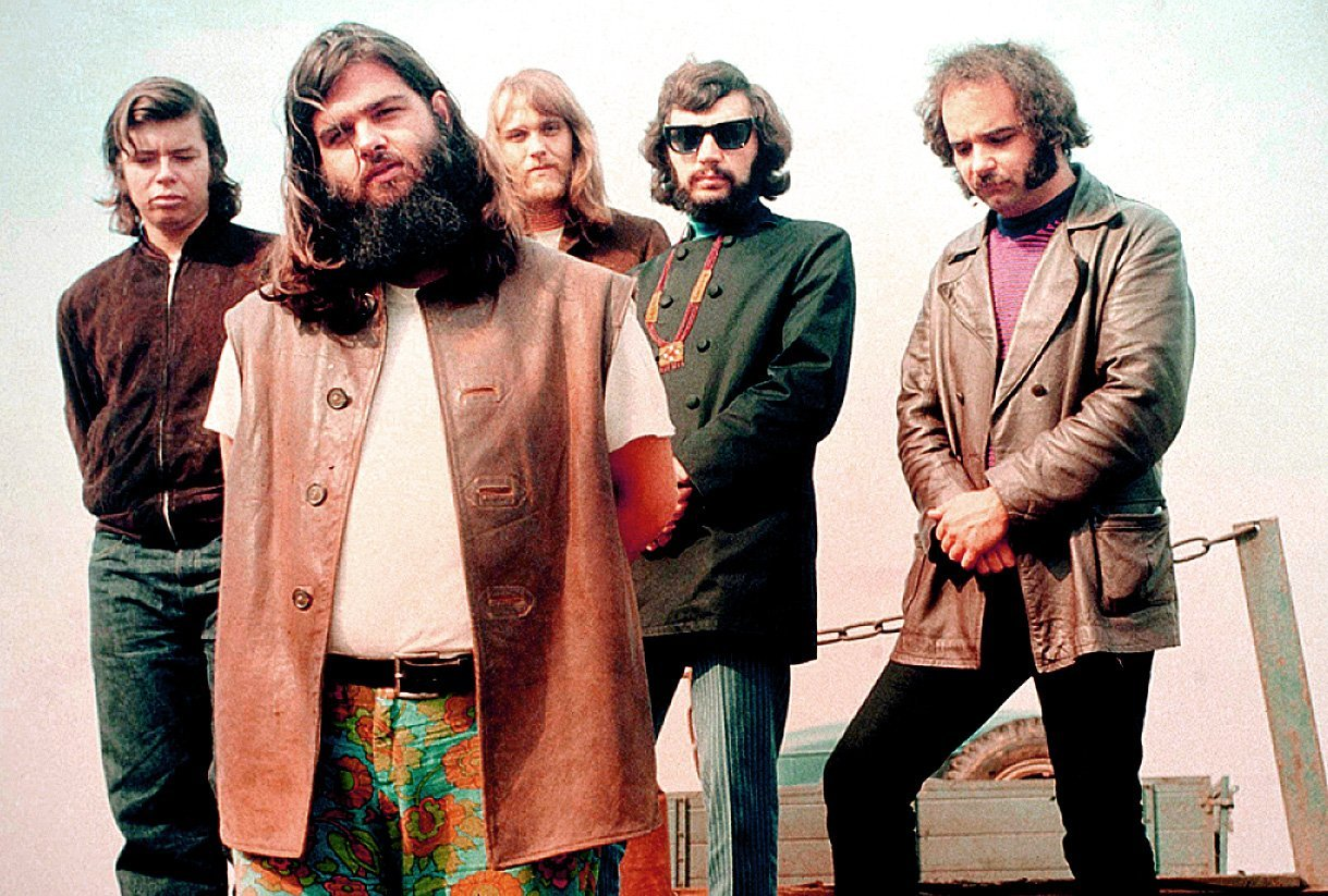 Canned Heat - Live in Boston - 1970 - Backstage Weekend.