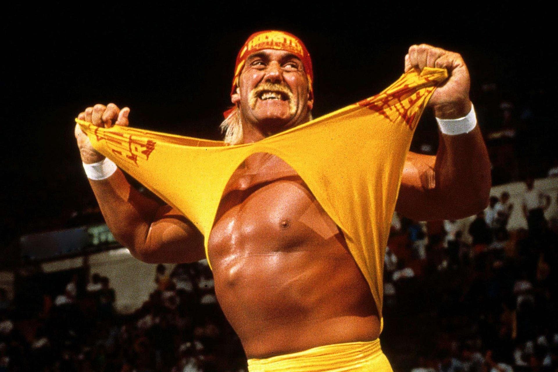 5 Signs Your Boyfriend Is Leaving You For WWE Superstar Hulk Hogan   by Robbie I.   Slackjaw   Medium
