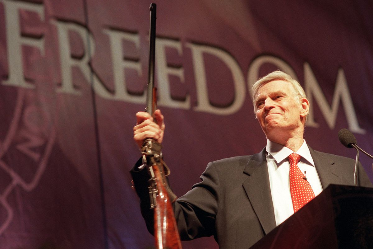 How the NRA resurrected the Second Amendment - Vox