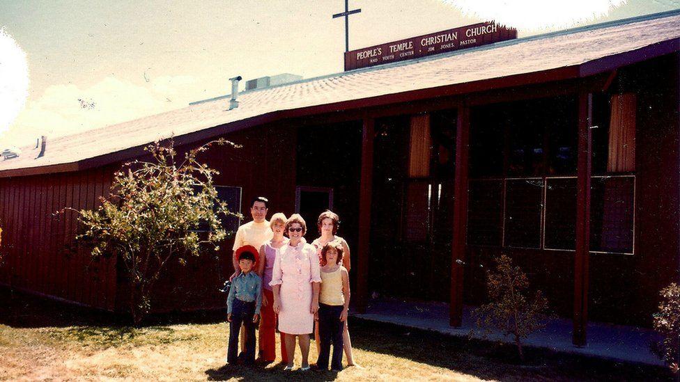 Jonestown: Rebuilding my life after surviving the massacre - BBC News